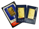 Engelhard and Pamp Suisse Gold Bars