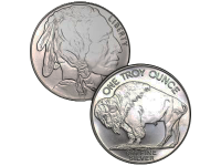 Generic Silver Rounds and Bars